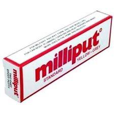Milliput Standard Yellow-Grey 2-Part Self Hardening Putty