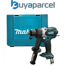 Makita DHP458 DHP458Z 18v Lithium Ion LXT Perceuse à Percussion - BHP458Z & Étui