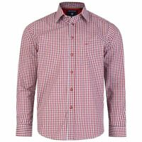 KAM NEW MENS BIG TALL Size CHECK CHECKERED LONG SHORT SLEEVE DRESS SHIRT GINGHAM