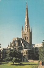 Norwich Cathedral from the North East