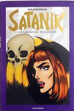 SATANIK N.6 MONDADORI MAX BUNKER 2011 EDIZIONE SPECIALE