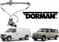 Dorman 741-586 Front Driver Side Power Window Motor & Regulator Assembly New USA