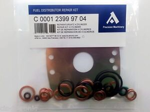 0438100032 Rebuild (Repair) Kit for Bosch Fuel Distributor Saab 99/900 BI 20 Kat