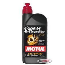 15.55€/litro Motul Gear Competencia 75W140 1 L Aceite motor totalmente sintético