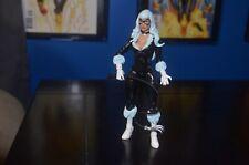 Marvel Legends Spider-Man Series Ultimate Goblin Wave Black Cat Figure