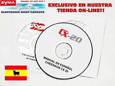 MANUAL EN ESPAÑOL PARA DRONE CHEERSON CX-20.