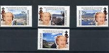 St Vincent & Grenadines 1992 MNH Queen Elizabeth II Accession 40th 4v Set Stamps