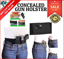 Belly Band Holster Concealed Carry Neoprene Waist Band Handgun Carry Ultimate