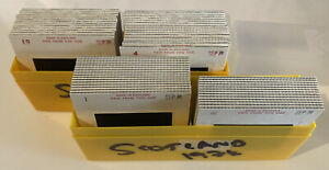 58 x Vintage 35mm Photo Slides, SCOTLAND 1974 Good Quality Amateur Images