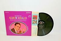 "GLENN MILLER ""The Best of Glenn Miller"" (1965) Vinyl LP Record"