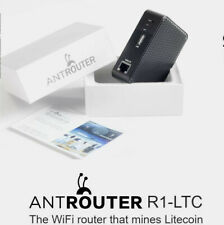 Antrouter R1-LTC NEW Wifi Miner Litecoin Cryptocurrency