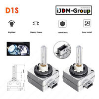 2x 35W D1S HID XENON HEAD LIGHT Replacement BULBS STOCK HID LOW BEAM 6K 8K !