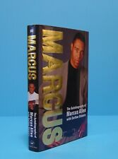 THE AUTOBIOGRAPHY OF MARCUS ALLEN, SIGNED