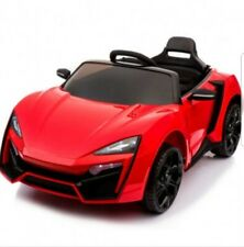 Moni Battery operated cars Rock Red
