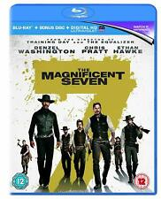 The Magnificent Seven Blu-ray
