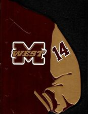 Magnolia West High School Texas 2014 Yearbook Annual