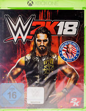 WWE 2K18 - Standard Edition - [Xbox One] [video game]