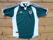 GERMANY FOOTBALL shirt large 2000 GERMAN SOCCER JERSEY EURO 16 maglia trikot