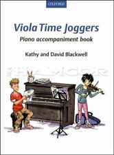 Viola Time Joggers Piano Accompaniment Music Book Oxford SAME DAY DISPATCH