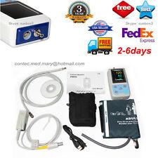 FDA PM50 Portable Vital Signs Patient Monitor NIBP/SpO2/Pr,PC Software CONTEC,CE