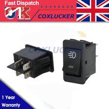 12V 35A Relay Wiring Harness Work Fog Light Bar Kit ON/OFF Switch Led Spotlight