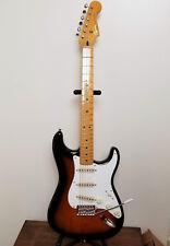 Squier Classic Vibe Stratocaster '50s Sunburst Electric Guitar One Piece Alder