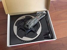 NEW SRAM S902 Carbon 11-Speed Carbon Crankset 175mm 53/39 Yaw BB30 Force