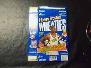 Michael Jordan Honey Frosted  Wheaties box  14.75oz    space jam