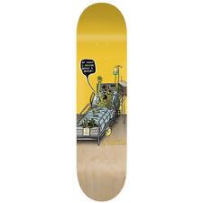 "Toy Machine Skateboard Deck Templeton Mask 8.5"" x 32"""