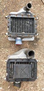 1984 - 1986 Ford Mustang SVO Turbo Intercooler. 2.3 Ford Turbo  Intercooler