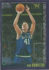 2000-01 Topps Chrome Basketball Cards - U PICK
