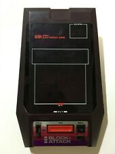 RARE TOMY  LCD LSI GAME  BLOCK ATTACK JAPAN 1979