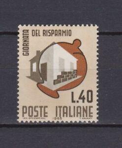 s16858) ITALIA MNH** 1965 Saving day 1v