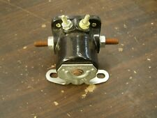 NOS OEM Ford Starter Solenoid 1956 1972 Fairlane Galaxie Mustang Truck Cougar ++