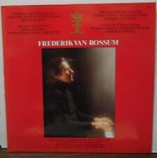 Frederik Van Rossum vinyl #1980-015  020120LLE