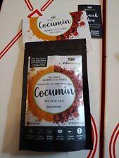Cocoa Flavor 95% Curcumin Turmeric Extract Powder Organic, Non-GMO, Gluten Free
