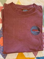 Vintage 90s Surf Skate Grunge Distressed Smp Skateboard T Shirt Sex Money Power
