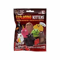 Exploding Kittens C3 Construction Buildable Mini-Figure Mystery Pack New