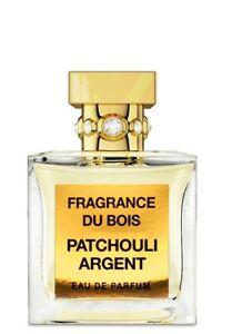 Fragrance Du Bois Patchouli Argent Eau de Parfum 50ml EDP New Without Box