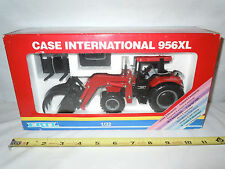Case IH 956XL With Loader & Attachments  1/32nd Scale  By Ertl