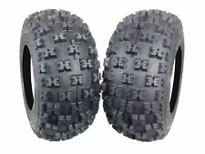 MASSFX EOS20109 ATV Tires 2 Set  Durable 6 ply Dual Compound 20X10-9 20x10x9