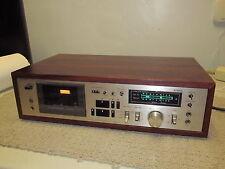 Vintage Luxman K-117 Stereo Cassette Deck