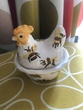 More details for emma bridgewater bumble bee small hen on nest new 1st coddler bees collector's