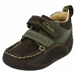 Boys Clarks Casual Ankle Boots 'Trampler'