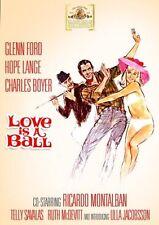 Love Is A Ball DVD - Glenn Ford, Hope Lange, Charles Boyer, Ricardo Montalban