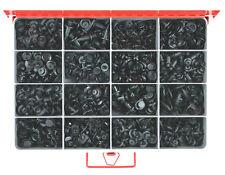 CHAMPION MASTER KIT SCRIVET TRIM FASTENERS CLIPS ASSORTMENT (675 Pieces)