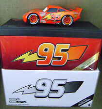 DISNEY PIXAR CARS DIECAST 1/24 MATTY.COM EXCLUSIVE LIGHTNING MCQUEEN *NEW*