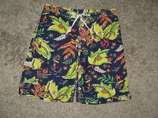 Polo Ralph Lauren Men M L Flying Critters Traveler Swim Shorts Trunks 5 inch NEW