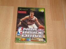 NBA INSIDE DRIVE 2003 VIDEOJUEGO DE BASKET PARA LA PRIMERA XBOX NUEVO PRECINTADO