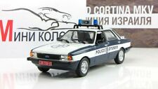 Scale model car 1:43, Ford Cortina Police Of Israel
